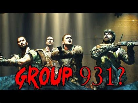 GROUP 931 Zombies? Where s Group 935??? CoD World at War ...
