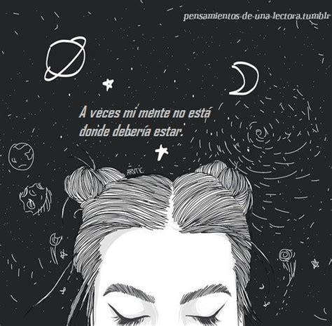Grunge frases arte dibujos blanco y negro pensamientos ...