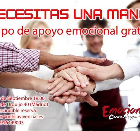 Grupo de apoyo emocional gratis - Uolala