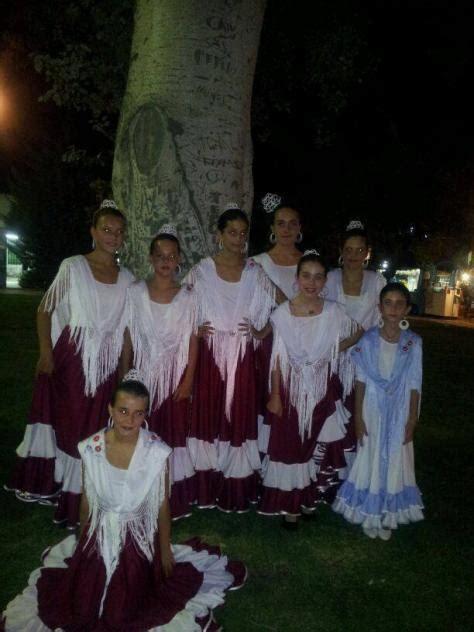 Grupo flamenco Virgen de las Nieves  pequeñas , CINCO CASAS