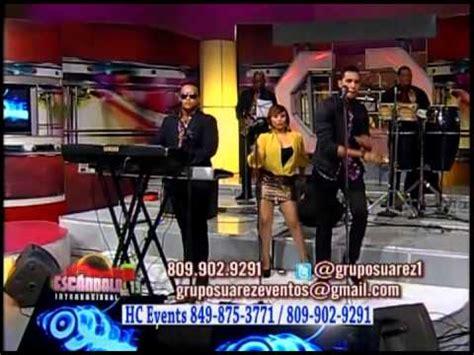 Grupo Suarez Popurri 80s y 90s   YouTube