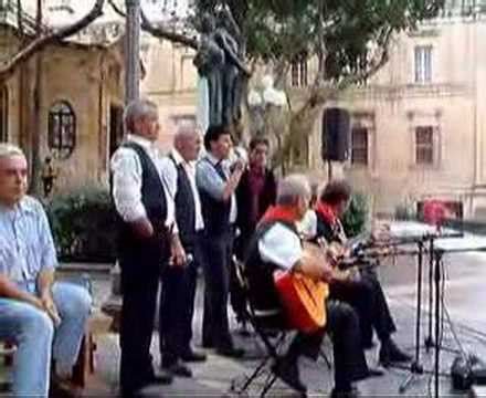għana   Traditional Maltese Singing   YouTube