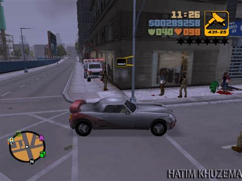 GTA 3 PC Game Highly Compressed 77 MB | Hatim s Blogger ...