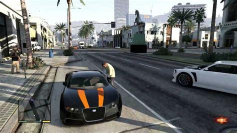 GTA 5 BUGATTI Live Streaming!   Extreme Missions ...
