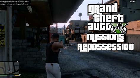 [GTA 5] Grand Theft Auto V Missions   Repossession   Gold ...