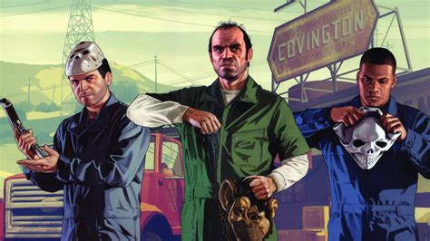 GTA 5 Live Wallpapers  70+ images