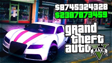 GTA 5 Next Gen - Unlimited Money Glitch in Story Mode ...