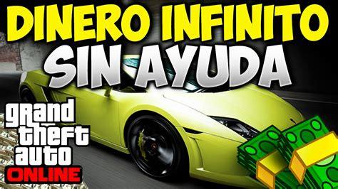 GTA 5 ONLINE - TRUCO DINERO INFINITO Glitch 1.30