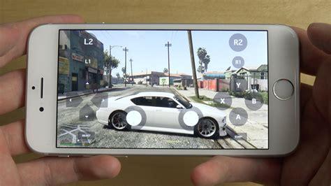 Gta 5 para iPhone | Descargar Gta 5
