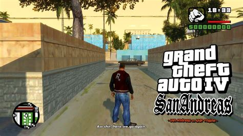 GTA IV San Andreas - Beta 3 - YouTube