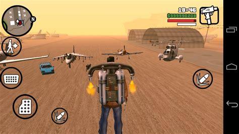 GTA San Andreas for Android   Gasa Software   Area ...