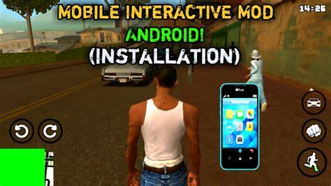 Gta San Andreas Mobile Mod   CRAZYHAX