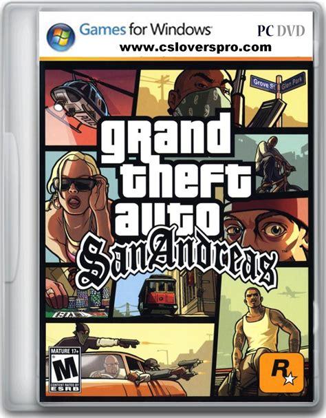 GTA San Andreas PC Full Version Free Download ...