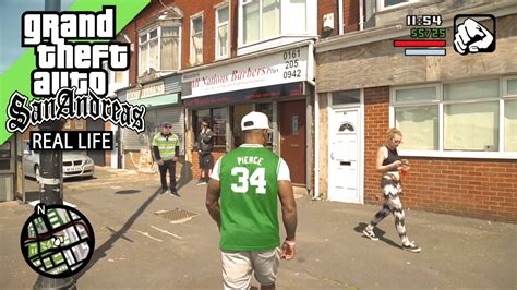 GTA San Andreas REAL LIFE 3 - YouTube
