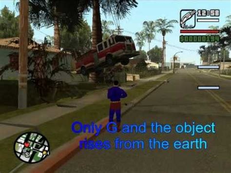 Gta san andreas superman powers - YouTube