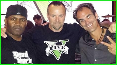 GTA V Actors of Trevor Franklin Michael interviews and ...