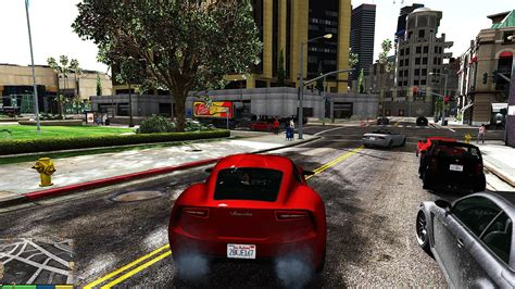 GTA V Extreme Clear HD Weather - GTA5-Mods.com