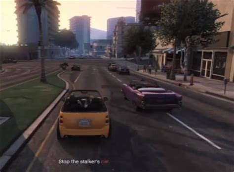 GTA V: Look for the stalker - Orcz.com, The Video Games Wiki