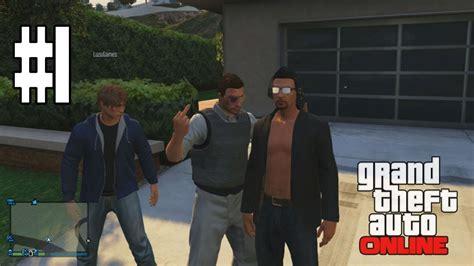 GTA V ONLINE:  LOS PEORES ATRACADORES DE LA HISTORIA!  #1 ...