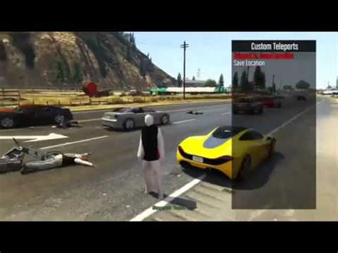 GTA V Online The Purge 2.7 Mod Menu RGH/JTAG - YouTube