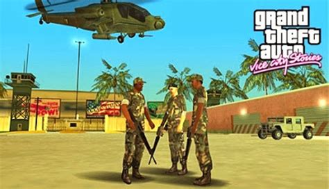 GTA Vice City Stories Free Game Download for PC ~ Full ...