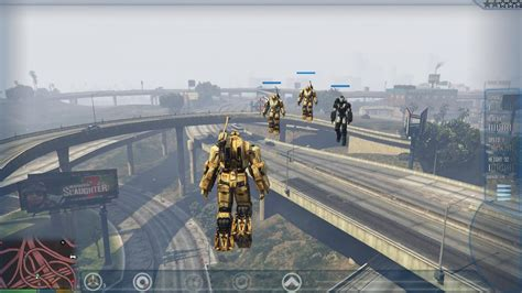 GTA X Scripting: GTA V Ironman v2.0 - Download and ...