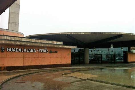 Guadaqué   Obras de mejora en la estación del AVE de Yebes