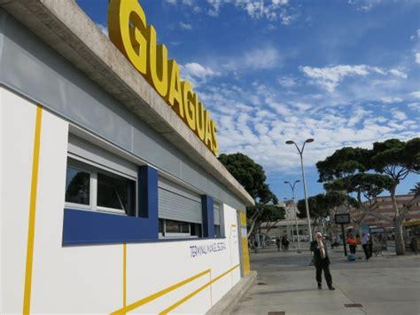 GUAGUAS MUNICIPALES - Avisos y Noticias