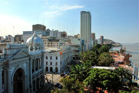Guayaquil: El Pulso de una metrópoli - Especial multimedia ...