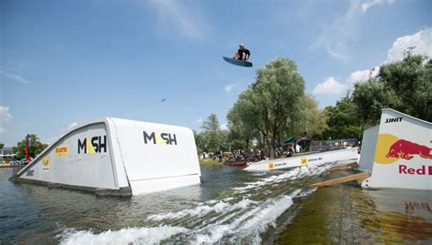 Guenther Oka gewinnt den Wakeboard Rail & Air by Munich ...
