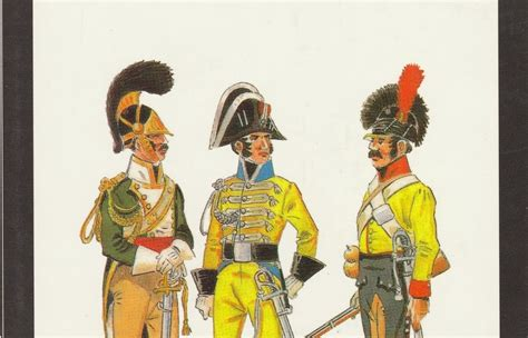 GUERRA DE LA INDEPENDENCIA 1808-1814: Uniformes Españoles ...