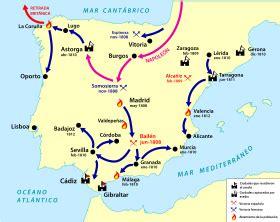 Guerra de la Independencia Española - Wikipedia, la ...