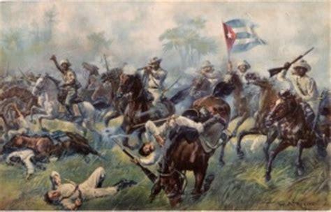 Guerra de los Diez Años - CubaMilitar