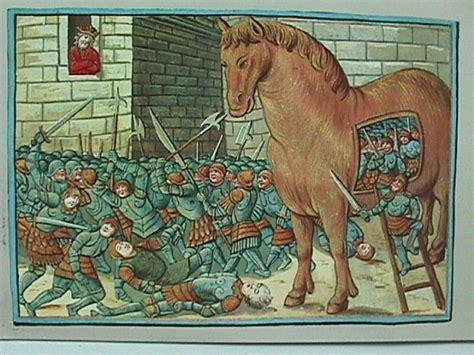 Guerra de Troya, verdad o mito   Escuelapedia   Recursos ...
