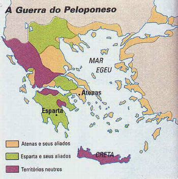 Guerra do Peloponeso: o que foi, resumo e história - Toda ...