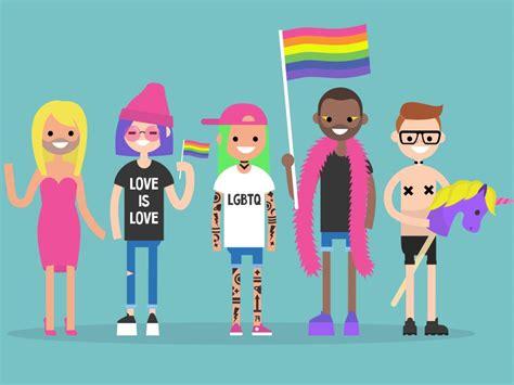 Guía breve para entender (ahora sí) el significado de LGBTTTI+
