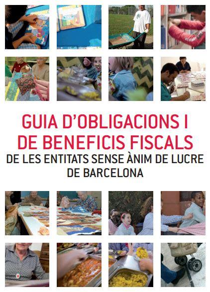 Guia d'obligacions i de beneficis fiscals de les entitats ...