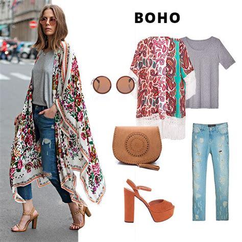 Guia De Estilo | Boho, Boho style and Kimonos