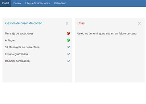 Guía de uso del nuevo Webmail  Hostalia – Blog