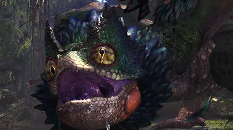 Guía de wyverns pájaro de Monster Hunter World ...