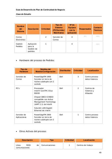 Guia desarrolloplancontinuidadnegocio