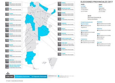 Guía Electoral: Elecciones legislativas 2017 – Argentina ...