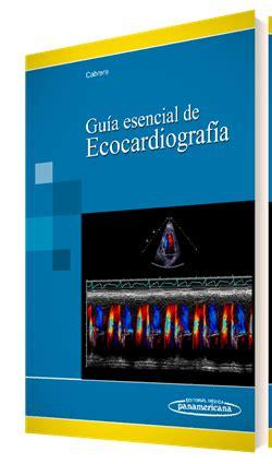 Guía Esencial de Ecocardiografía