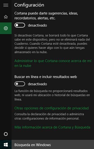 Guía para usar Cortana en Windows 10
