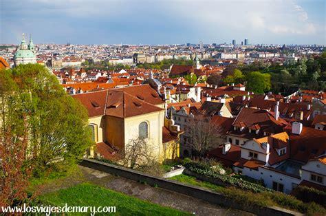 Guía para viajar a Praga - Los Viajes de Mary