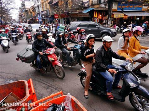 Guía para viajar en moto por Vietnam   Marcando el Polo