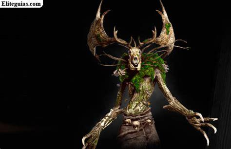 Guía The Witcher 3: Wild Hunt   Bestiario: Espíritu del bosque