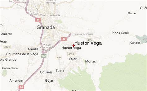 Guía Urbano de Huetor Vega