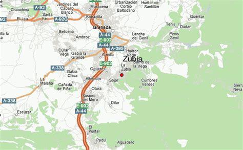Guía Urbano de La Zubia