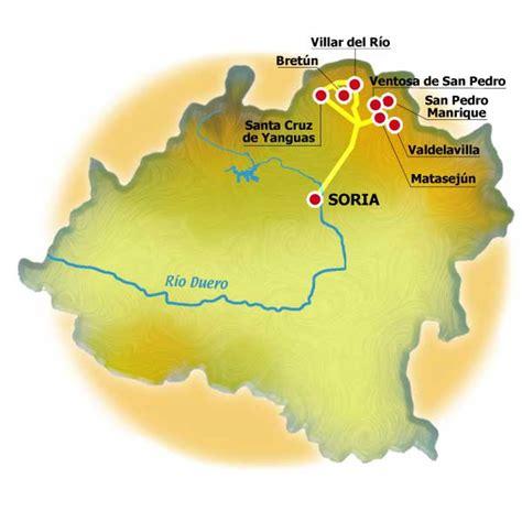guiadesoria.es - Ruta de las Icnitas